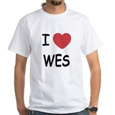 I heart WES Shirt