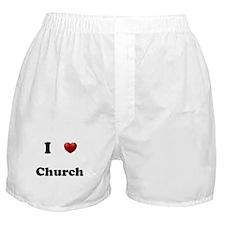 Church Boxer Shorts