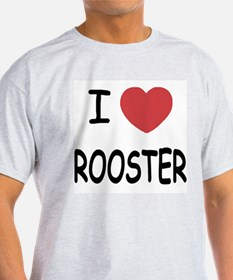 I heart ROOSTER T-Shirt