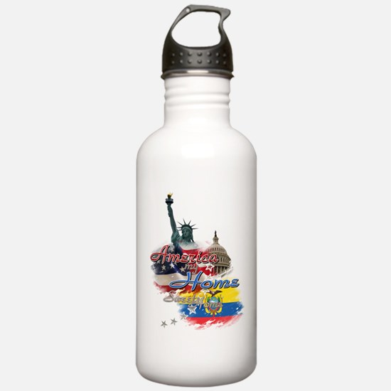 USA - Ecuador: Water Bottle