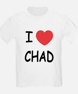 I heart CHAD T-Shirt