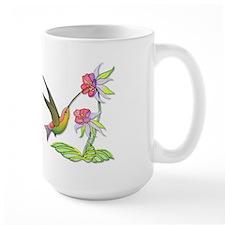 Hummingbird Flight Mug