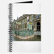 Paris No. 9 Journal