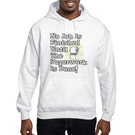 Paperwork Hooded Sweatshirt