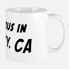 Famous in King City Mug