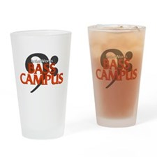 Bass Campus Drinking Glass