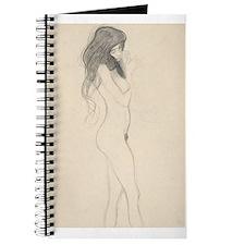 Klimt - Sketch #1 Journal