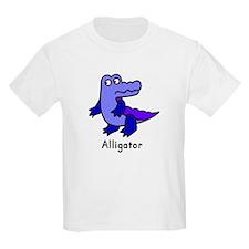 Alligator Flashcard Tee