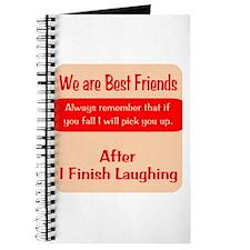 Best Friends Journal