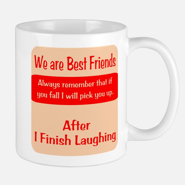 Best Friends Mug