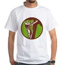 Arborist Tree Surgeon Trimmer Pruner Shirt