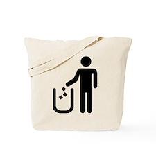 Litter waste garbage Tote Bag
