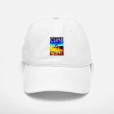 Climb Utah Baseball Baseball Cap