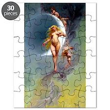 Falero - Planet Venus Puzzle