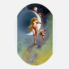 Falero - Planet Venus Ornament (Oval)