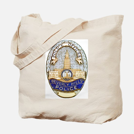 Beverly Hills Police Tote Bag