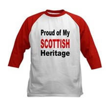 Proud Scottish Heritage (Front) Tee