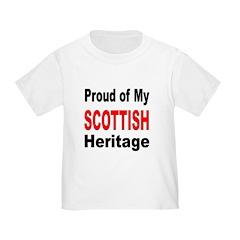 Proud Scottish Heritage (Front) T