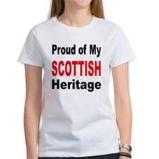 Proud Scottish Heritage Tee
