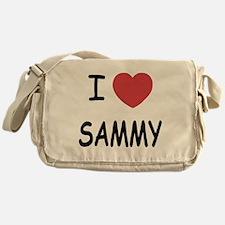 I heart SAMMY Messenger Bag