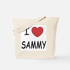 I heart SAMMY Tote Bag