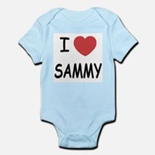 I heart SAMMY Infant Bodysuit