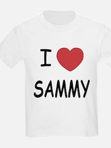 I heart SAMMY T-Shirt