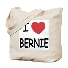 I heart BERNIE Tote Bag