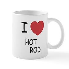 I heart HOT ROD Mug