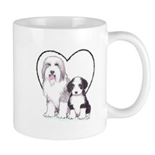 Bearded Collies Mug