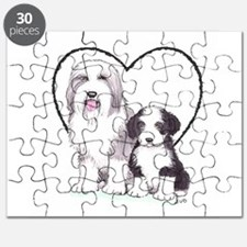 Bearded Collies Puzzle