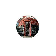 Greenwich Village: Village Cigars Mini Button