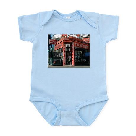 Greenwich Village: Village Cigars Infant Bodysuit