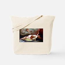 Falero - Reclining Nude Tote Bag