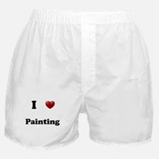 Painting Boxer Shorts