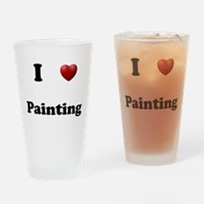 Painting Drinking Glass