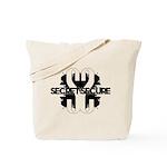 Secret Secure Tote Bag