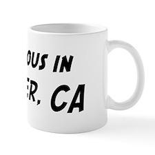Famous in Hollister Mug