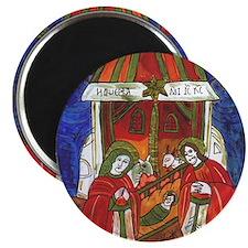 """Eastern Orthodox Church 2.25"""" Magnet (10 pack)"""