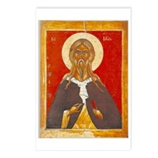 Eastern Orthodox Church Postcards (package Of 8)