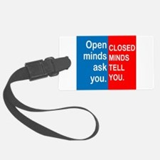 Minds.png Luggage Tag