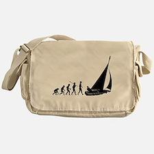 Sailing Messenger Bag