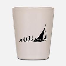 Sailing Shot Glass