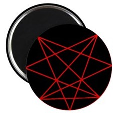 Septegram Red Magnet