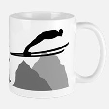 Ski Jumping Mug