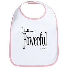 I am Powerful II Timothy 1:7 Bib
