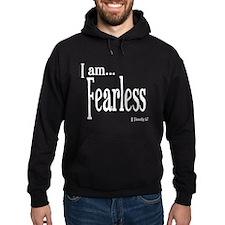 I am Fearless II Timothy 1:7 Hoodie