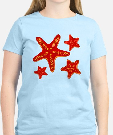 Starfish Women's Light T-Shirt