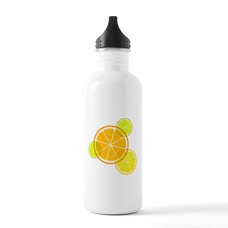 Citrus art Stainless Water Bottle 1.0L