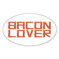Bacon Lover Decal